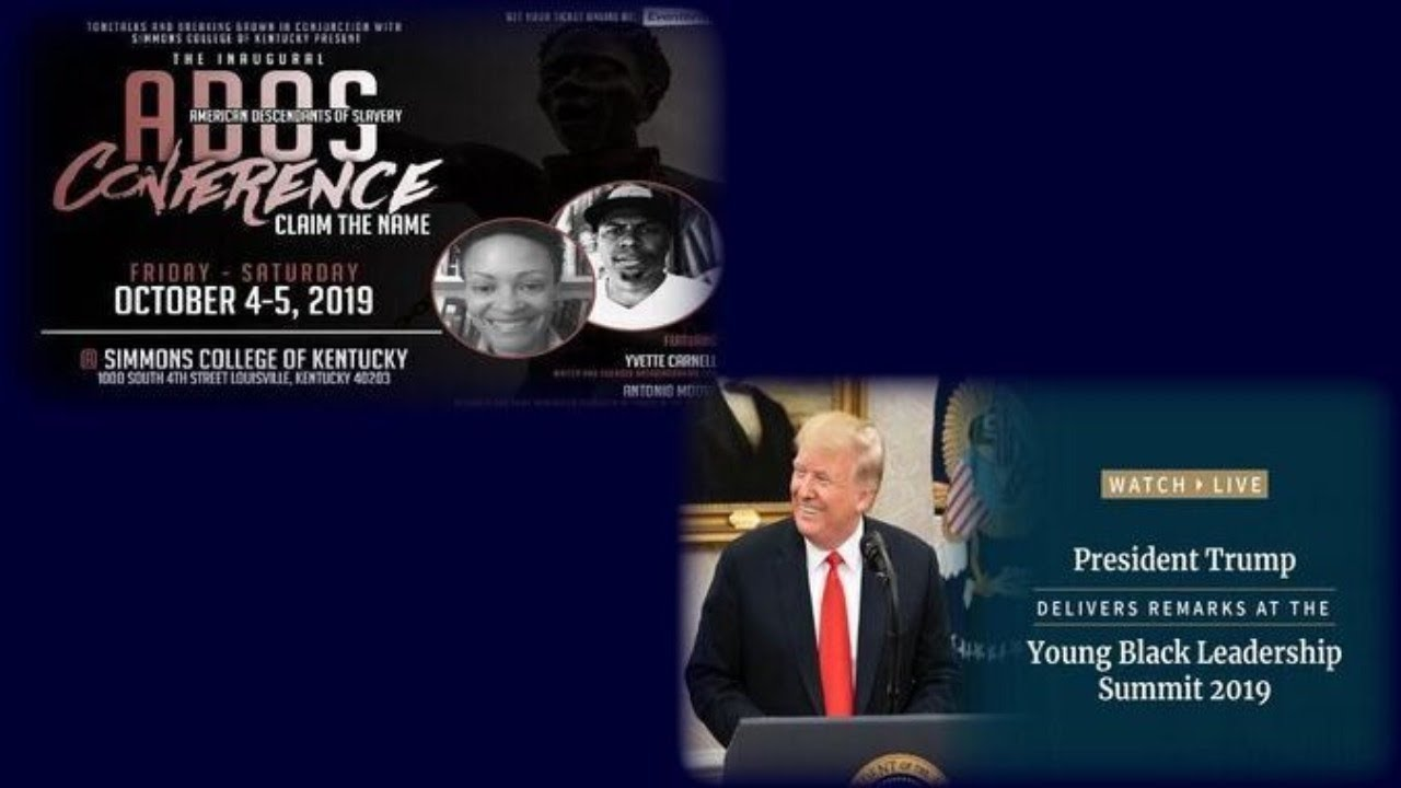 The ADOS Conference Was Upstaged By Donald Trump (Part 2.)
