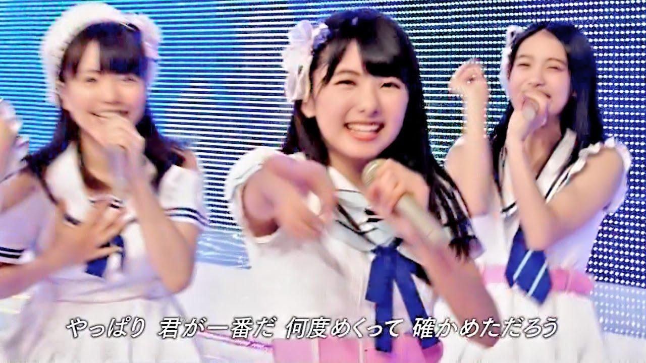【Full HD 60fps】 HKT48 Seventeen (2013.11.16) Ver.3.5