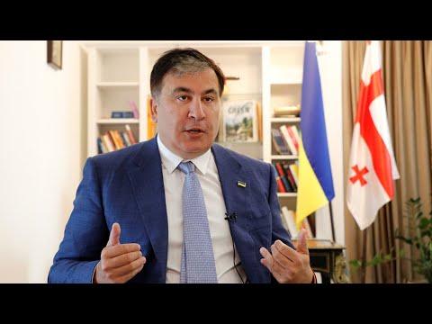 Срочное заявление Саакашвили - Украина при мне РАСЦВЕТЁТ!