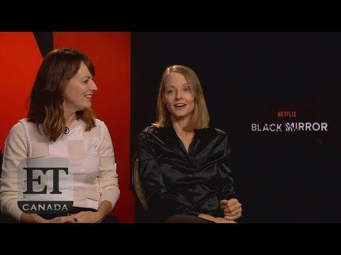 Jodie Foster, Rosemarie DeWitt On Black Mirror's 'Arkangel' Episode