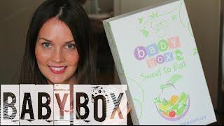ОБЗОР детской коробочки Baby Box | LAUREATKA