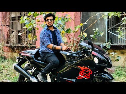 Bajaj Pulsar Modified Into Suzuki Hayabusa   Bike Modification   Vampvideo