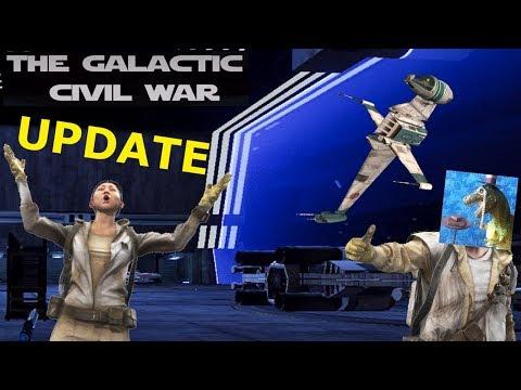 NEW UPDATE!  The Galactic Civil War 0.3