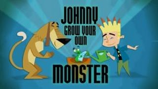Johnny Test | 4x14a | Johnny Grow Your Own Monster _ Full HD