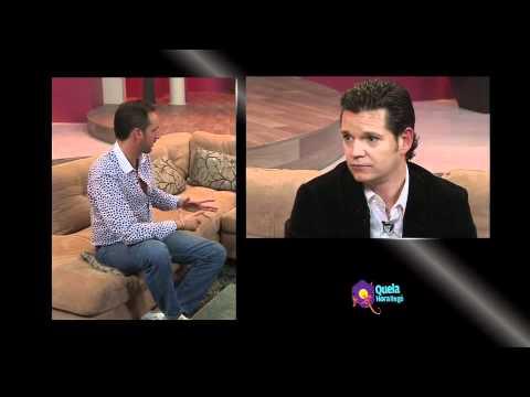 Quela Hora Llego P24_4 HD Entrevista con Miguel Urtiaga