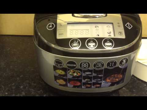 Russell Hobbs 21850 multi-cooker review