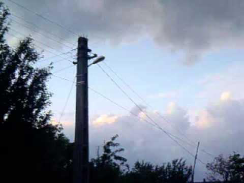 cerul este innorat:))