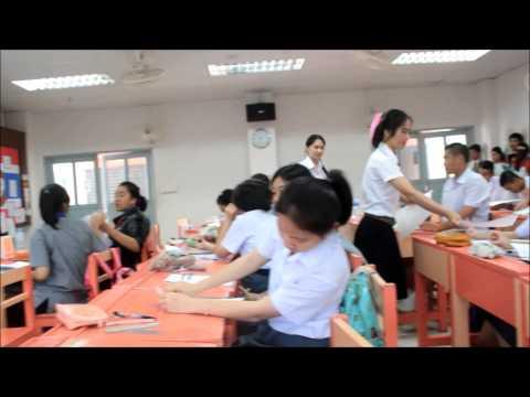ทดลองสอนชั้น ม.4 โรงเรียนสาธิตมหาวิทยาลัยขอนแก่น ฝ่ายมัธยมศึกษา (ศึกษาศาสตร์)