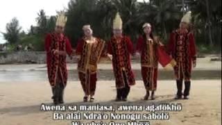 JENNY WARUWU, SE Lagu Nias Awena Samaniasa Ndraugo Vol.1