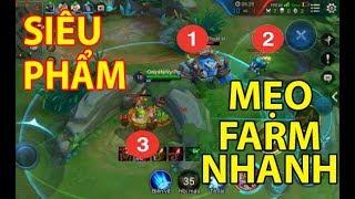 SIÊU PHẨM Farm 3 Quái Rừng 3s - Nếu Chơi Murad Không Xem Clip Này Phí Cả Đời hihhihih