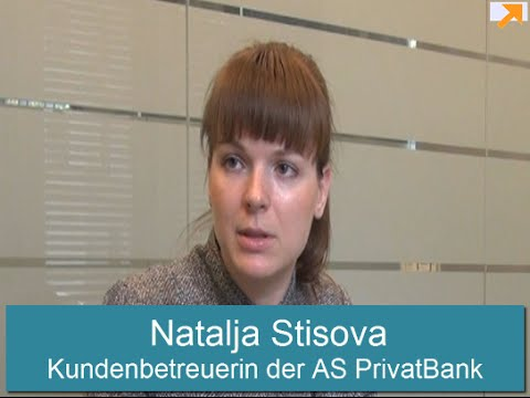 AS Privatbank ► 1. Video auf Deutsch
