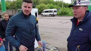 Проведено громадський контроль АЗС р. Чебоксари і р. Novocheboksarsk.