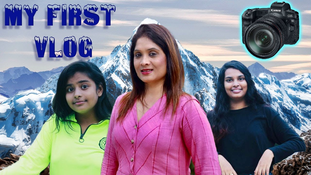 MY FIRST VLOG WITH AYU AND ANU l Cook With Asha