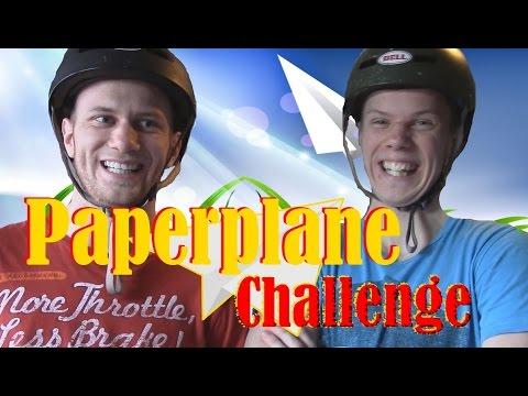 SWE TEST - Paper plane