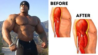 Bodybuilding Professionals Reveal The Only 7 Ways How To Build Muscles And Be Healthy thumbnail