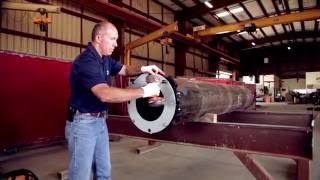 Joint Lock Ring Technology: Welded Joints for Lined Pipe