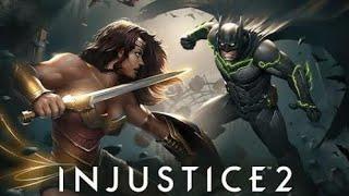Injustice 2 Live Primeiros minutos Moto G5