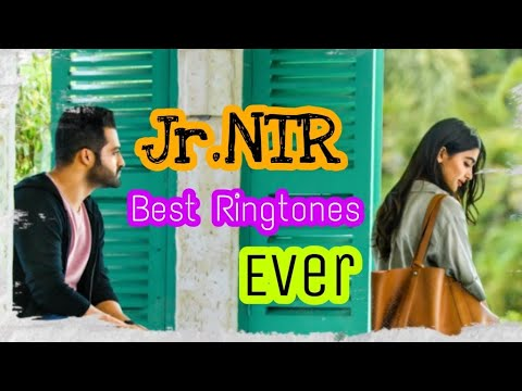 Jr.NTR Best Ringtones Ever  Top 3 Famous Ringtones Of Jr.NTR  Anaganaganaga Love Bgm Ringtone