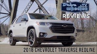 2018 Chevrolet Traverse Redline | Review
