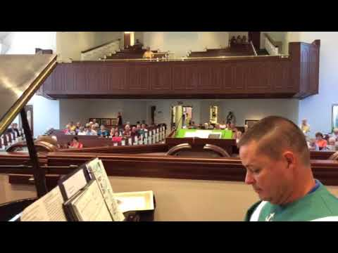 Onward Christian Soldiers Solo Piano / Arr. Ryland Brown 8/26/18