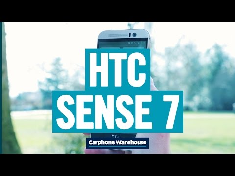 What's new in HTC Sense 7