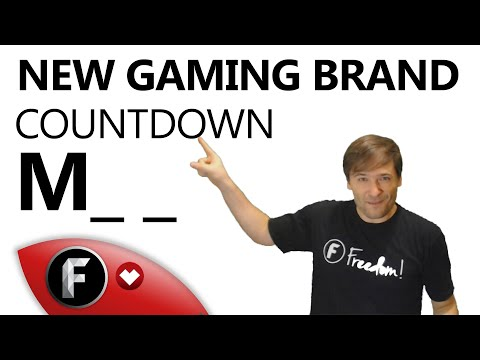 ★ New gaming brand! - In 7 days