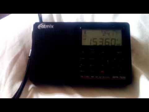 15360 kHz TWR Swaziland