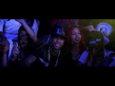 Mally Mall feat  Wiz Khalifa, Tyga & Fresh -- Drop Bands On It (Official Video)