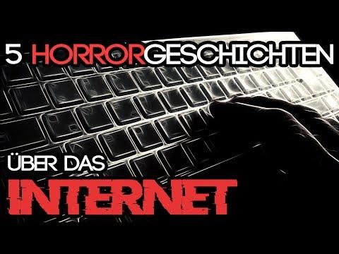 5 Horrorgeschichten über das Internet | Creepypasta Compilation German / Deutsch | Horror Hörbuch