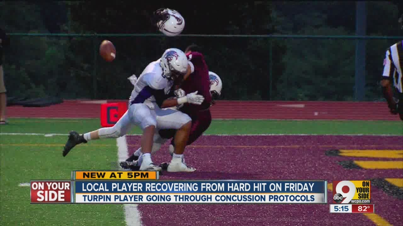 Vicious Hits In High School Football Lead To Concussions