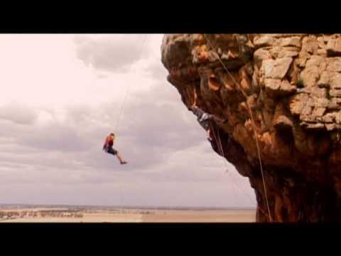 Australia: Rock climbing at Mt Arapiles