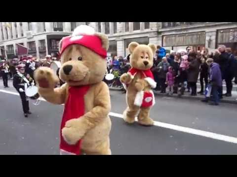 Hamleys Christmas Toy Parade 2015 (Part 1)
