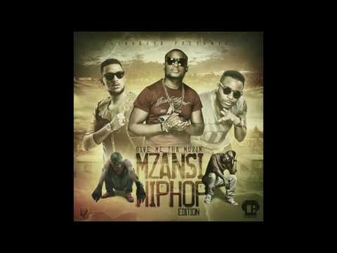 Dj ChemEng - New Mzansi Best Hip Hop Mix of year 2016