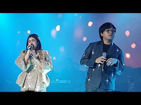 Mesranya Brisia Jodie Feat Arsy Widianto - Dengan Caraku   Konser Inspirasi Cinta Yovie