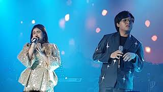 Download lagu Mesranya Brisia Jodie Feat Arsy Widianto - Dengan Caraku | Konser Inspirasi Cinta Yovie