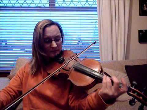 Lament for the Death of the Rev Archie Beaton - Fiona Cuthill, Glasgow Fiddle Workshop