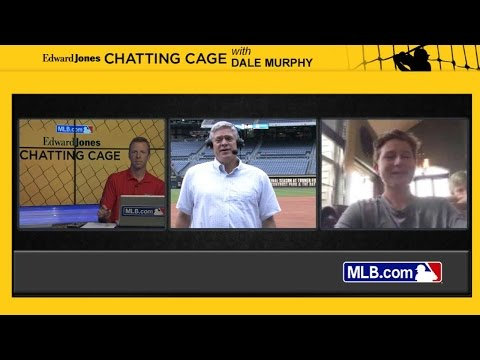 Chatting Cage: Dale Murphy answers fan