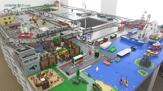 connectYoutube - OLD Video! Updates on my channel! JANGBRiCKS Custom LEGO City update June 2014!