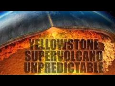 BREAKING Yellowstone Supervolcano Dormant Thermal Ear Spring Geyser spewing 20 and 30 feet 9/21/18