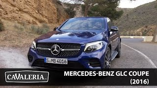 Mercedes-Benz GLC Coupe drive-test și review (2016) partea 1/2 - Cavaleria.ro