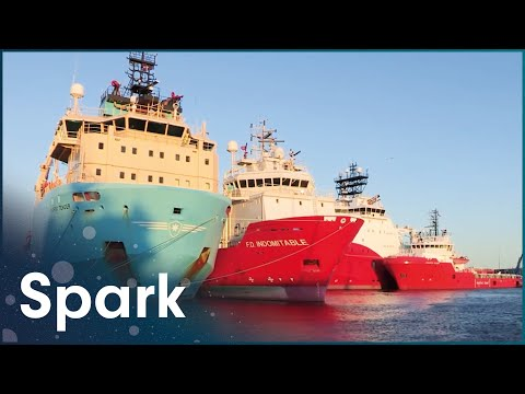 Working As A Vessel Traffic Service Controller At Aberdeen Harbour | The Harbour | Spark