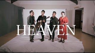 Afgan, Isyana Sarasvati & Rendy Pandugo - Heaven (cover ft Jourimanzky & Al ghufron)