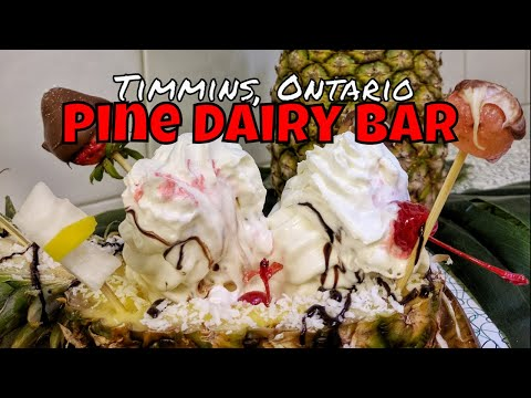 Where To Eat In Timmins, Ontario: Pine Dairy Bar [Travelling Foodie]
