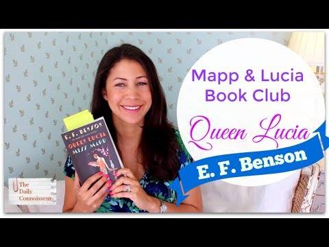 Mapp & Lucia Book Club| Queen Lucia | Jennifer L  Scott