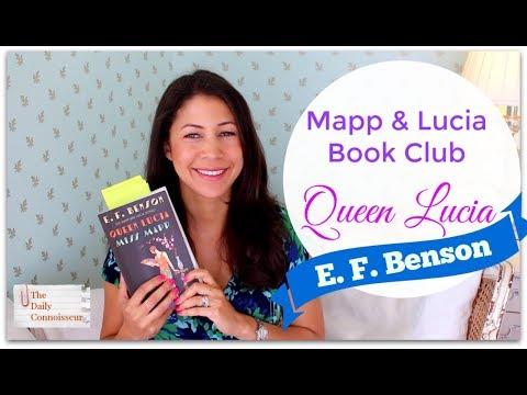 Mapp & Lucia Book Club| Queen Lucia | Jennifer L  Scott