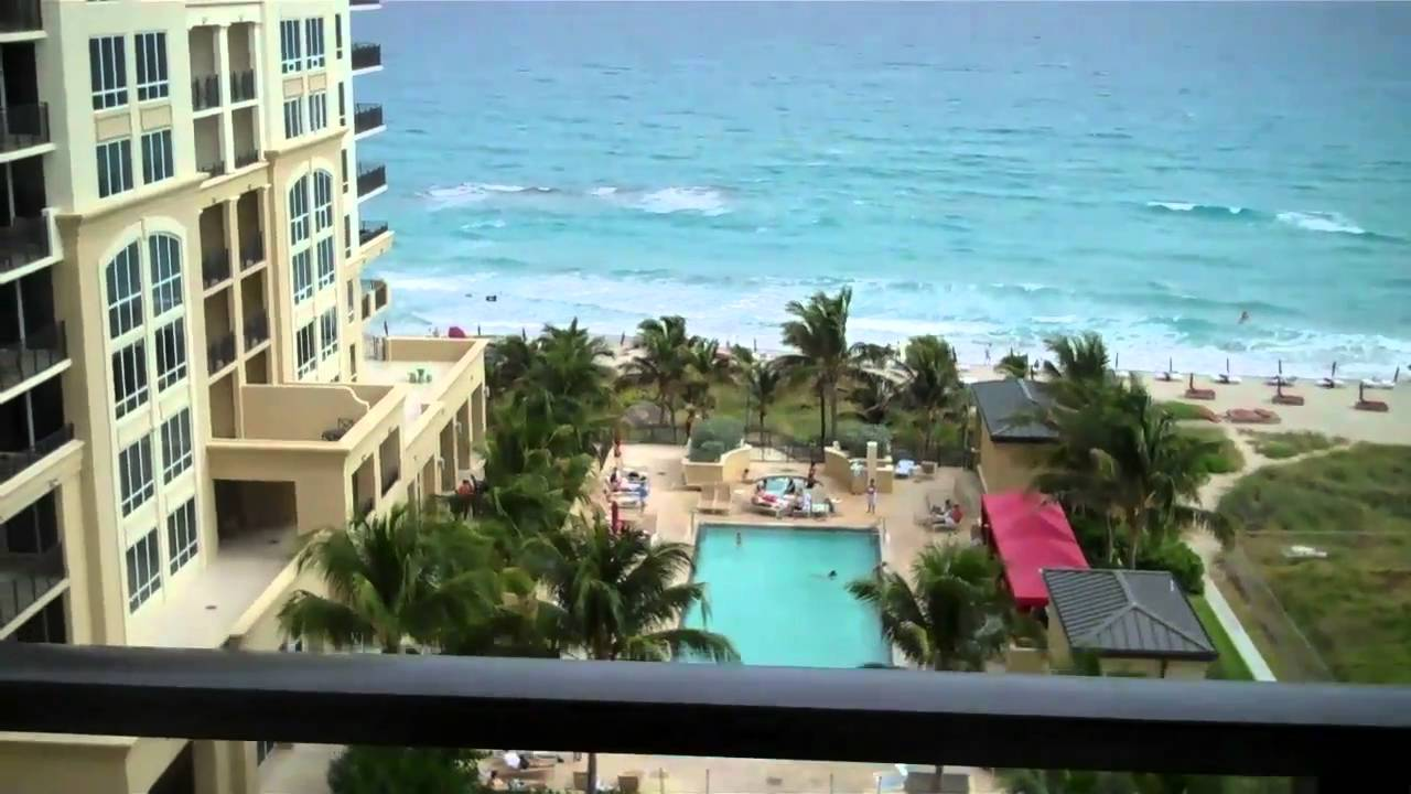 Marriott Resort Singer Island Palm Beach Florida