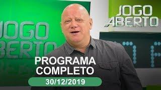 Jogo Aberto - 30/12/2019 - Programa completo