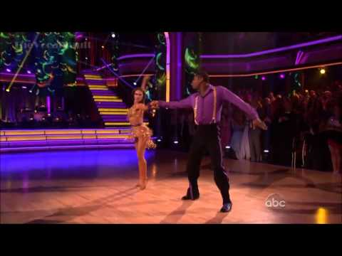 Jacoby Jones & Karina Instant Salsa  DWTS 16 Finale