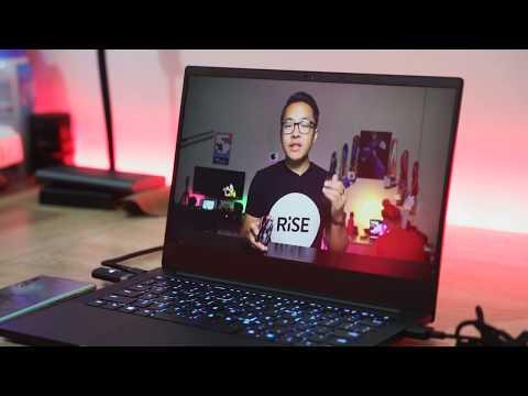 Razer Blade 13 with Nvidia GeForce GTX 1650 Sinhala Gaming Review