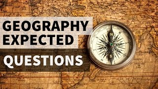 Expected Geography MCQ questions in SSC CHSL , SSC CGL Part 1 thumbnail